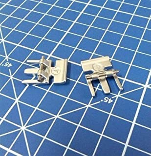 SNAP ON ZIP ZIPPER FOOT WITH IDT FOR PFAFF SEWING MACHINES, PART# 98-694884-00