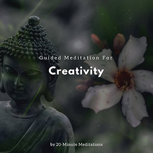 Guided Meditation for Creativity audiobook cover art