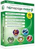 homepage maker 9 Express -