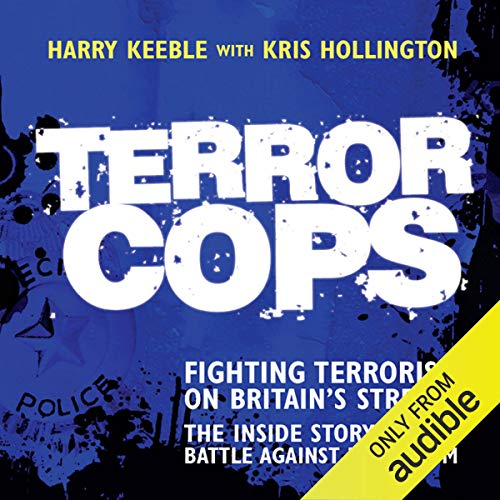 Terror Cops cover art