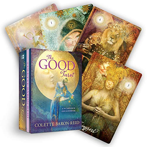 The Good Tarot Deck Cards