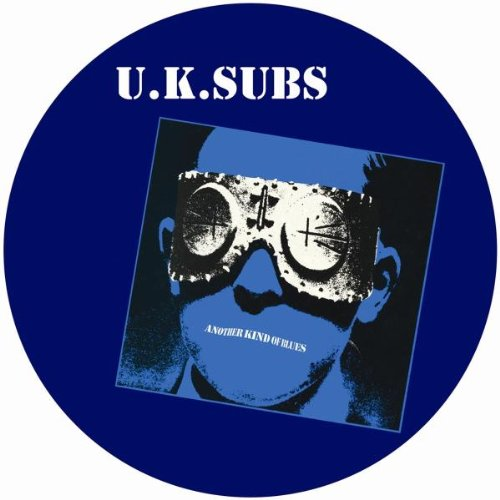 Another Kind of Blues (Pict) [12 inch Analog] - UK Subs