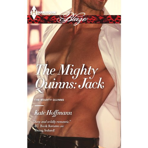 The Mighty Quinns: Jack audiobook cover art