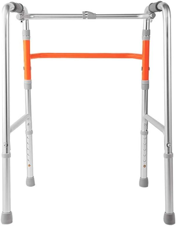 Max 72% OFF XHRHao Adjustable Walking Frame Folding Walkers T Translated Aid Walker for