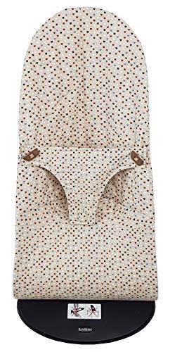 Die Bezug oder die Schutzhülle wendbar für Babywippe oder Hängematte Babybjörn Balance und Babalance Soft. Verfügbar in mehreren Modellen und Farben (Monaco Herzen)