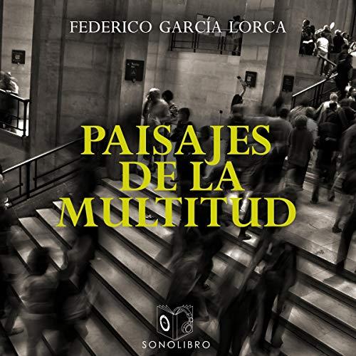 Paisajes de la multitud [Landscapes of the Crowd] cover art