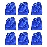 EXCEART 20Pcs Boxer Bleu pour Hommes sous-Vêtements Jetables Non Tissés Slips Boxeurs Spa pour Massages