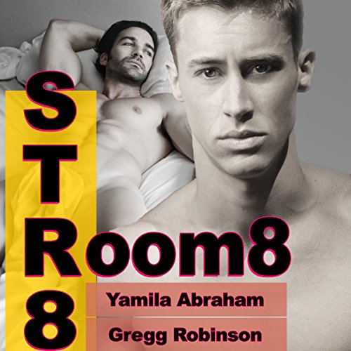 Str8 Room8 audiobook cover art