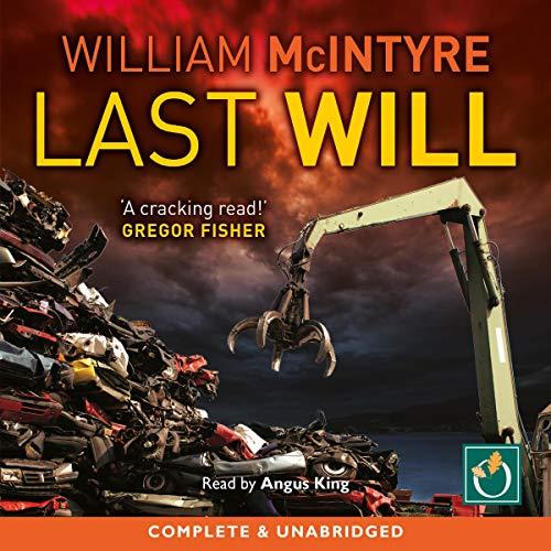 Last Will cover art