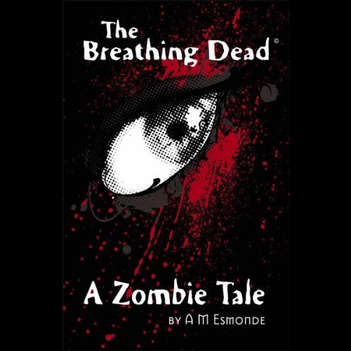 The Breathing Dead audiobook cover art