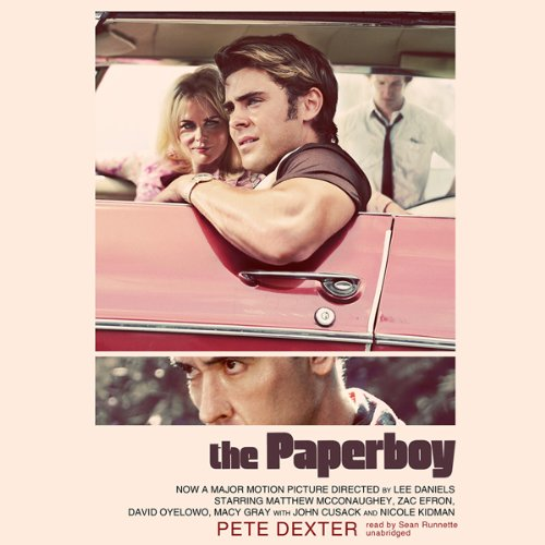 Couverture de The Paperboy