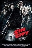 SIN City - Bruce Willis – Film Poster Plakat Drucken Bild