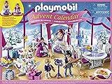 PLAYMOBIL Calendario de Adviento Baile de Navidad en el Salón de Cristal, A partir de 4 años (9485)