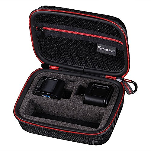 Smatree Carrying Case Compatible for GoPro HERO 5 Session/ Hero 4 Session (Camera and Accessories NOT included)