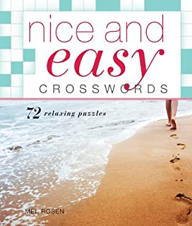 Nice and Easy Crosswords: 72 Relaxing Puzzles