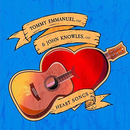 Tommy Emmanuel & John Knowles