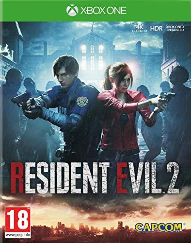 JEU Console CAPCOM Resident Evil 2 Xbox ONE, 71007-07