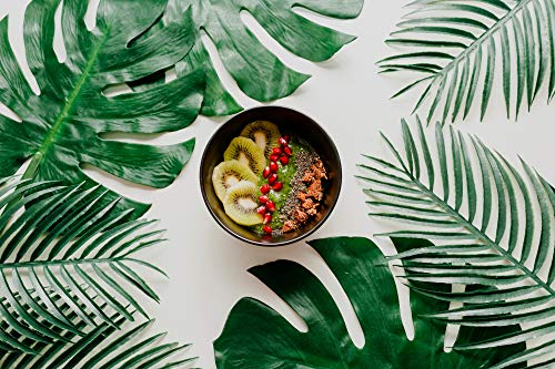 Packawin Schalen und Löffel aus Kokosnuss, 2-er Set, 100 % natürlich, handgefertigt, poliert, langlebig, leicht, einfach zu reinigen. - 4