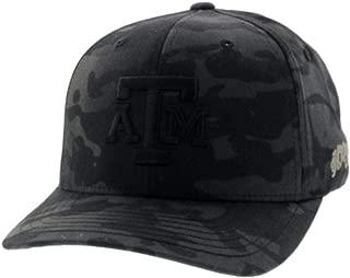 Men's Camo Texas A&Amp;M Logo Flex Fit Cap - 7023Ca-01