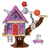 Disney 101 Dalmatian Street Casita del árbol de Dylan con accesorios, juguete niños +5 años (Mattel GDL88) , color/modelo surtido