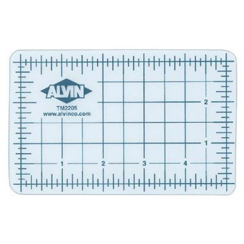 Alvin, Translucent Professional Cutting Mat, Self-Healing and Double Sided - 30 x 42 Inches