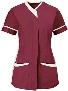 Alexandra Burgundy Medical Uniform