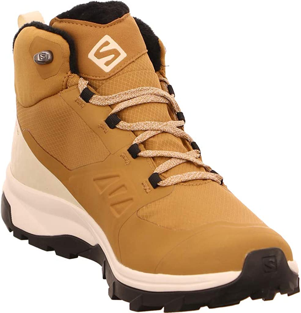 Salomon Mens Outsnap CSWP Boots