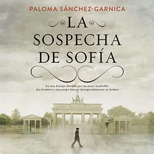 Diseño de la portada del título La Sospecha de Sofía