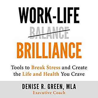 Work-Life Brilliance audiobook cover art