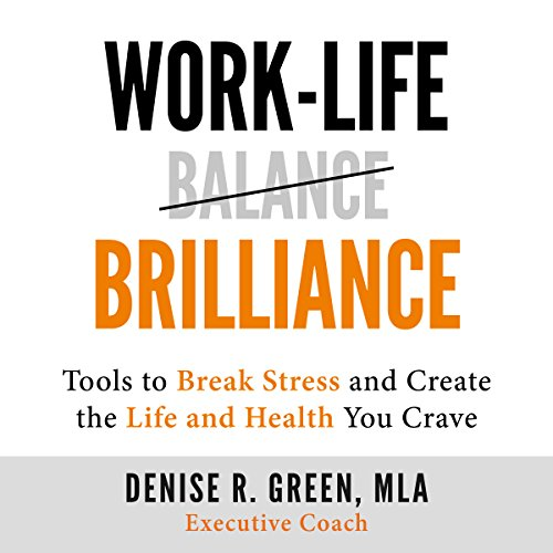Work-Life Brilliance audiobook cover art