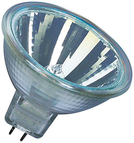Osram DecoStar Halogen-Reflektor, GU5.3-Sockel, dimmbar, 12 Volt, 20 Watt, 36 ° Abstrahlungswinkel, Warmweiß - 2800K
