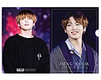 JUNG KOOK ジョングク (防弾少年団/BTS) グッズ - プレミアム フォトブック 写真集 (Premium Photo Book) 220mm x 305mm SIZE (34p)