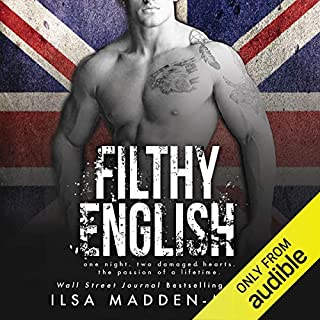 Filthy English cover art