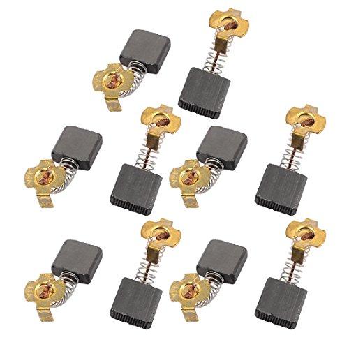Aexit 5 Paare 16x17x7mm Kohlebürsten-Elektrowerkzeug für elektrische Bohrhammer-Motor (055725864243fe20634a5d92c823a417)