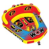WOW Sports Flash 2-Person Cockpit Towable Tube