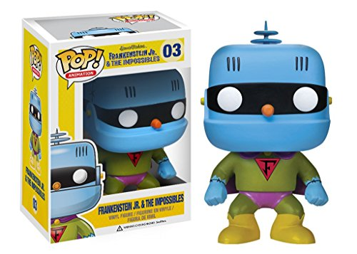 Hanna Barbera 3930 \Pop! Vinilo Frankenstein Jr. Figura