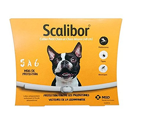 Scalibor Anti-Tick Collar 48 cm