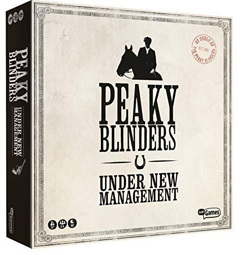 Peaky Blinders - Jeu de société stratégie Plateau - Gérez Votre Business comme Thomas Shelby en Pleine Guerre de Gangs