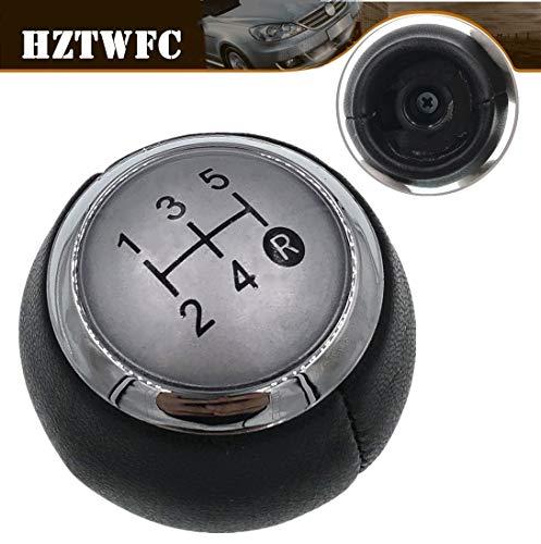 HZTWFC Pommeau de levier de vitesses manuel pour voiture à 5 vitesses pour Toyota Corolla Verso Yaris RAV4 AURIS 2007-2013