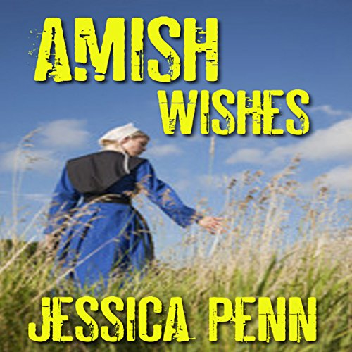 Amish Wishes audiobook cover art