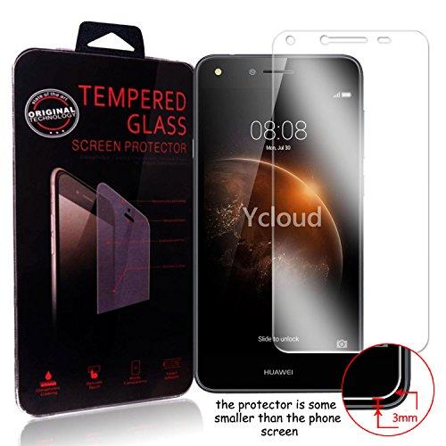 Ycloud Protector de Pantalla para Huawei Y6 II Compact (5.0 Pulgada) Cristal...