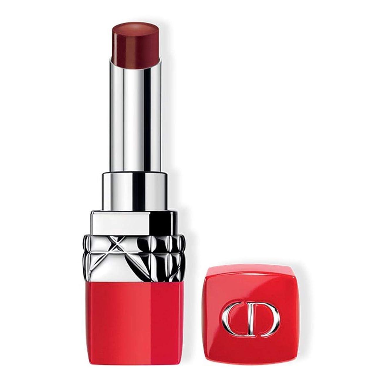 ショッピングセンター病的詳細なクリスチャンディオール Rouge Dior Ultra Rouge - # 843 Ultra Crave 3.2g/0.11oz並行輸入品