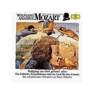 Wir Entdecken Komponisten-Mozart 3: Von Gott [Musikkassette]
