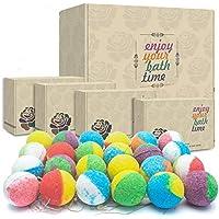 24-Bomb Inteye Handmade Bubble Bath Bomb Gift Set