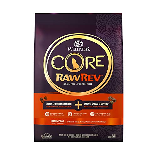 Wellness Core Rawrev Natural Grain Free Dry Dog...