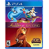 Disney Classic Games: Aladdin and the Lion King (輸入版:北米) - PS4