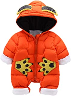 Anxinke Toddlers Little Kids Windproof Hooded Active Jackets