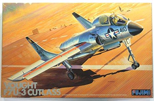 フジミ模型 1/72 H10 F7U3カットラス 迎撃