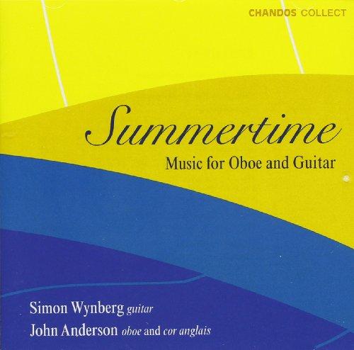 Summertime-Musik für Oboe und Gitarren