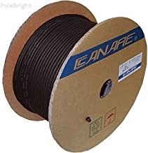 4S11 4-Conductor Speaker Bulk Cable (100 m / Black) - Polebright update
